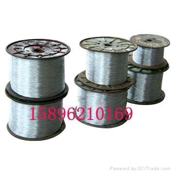 鎧裝線纜用低碳鍍鋅鋼絲 鍍鋅鋼絲 1
