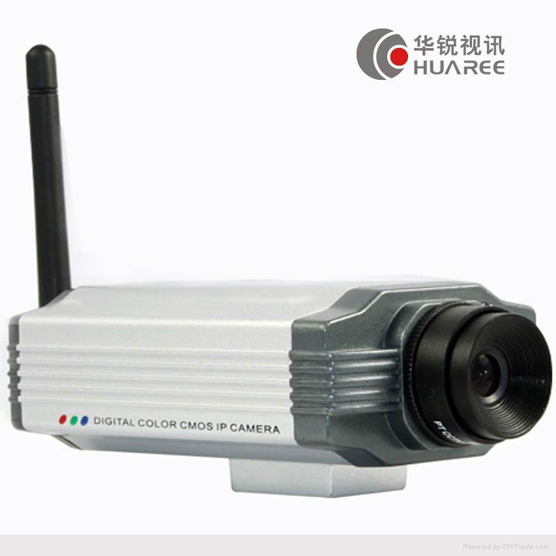 枪式网络红外摄像机 1