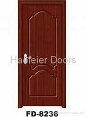 Interior door(PVC MDF door)