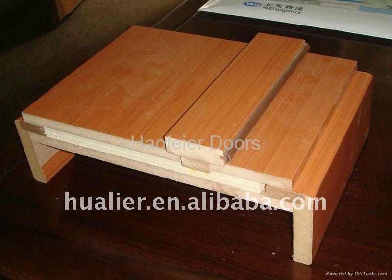 MDF door(Interior wooden door) 2