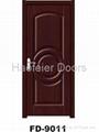 PVC door(MDF interior door)