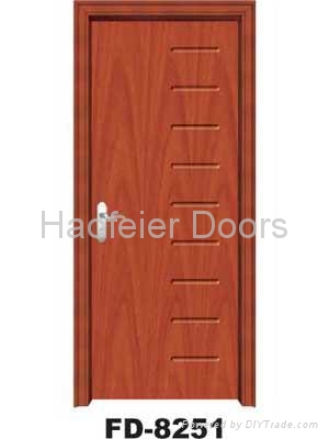 Cheap pvc mdf interior doors fd 8193 fd china for Cheap pvc door