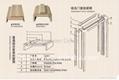 PVC MDF Wooden door manufacturers 4
