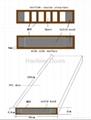 PVC MDF Wooden door manufacturers 5