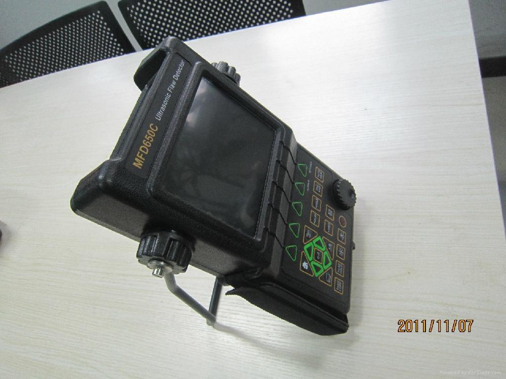 Portable Ultrasonic Flaw Detector 1