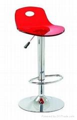 Acrylic bar furniture