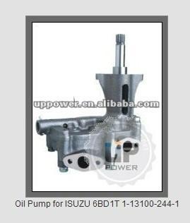 Oil Pump for ISUZU 6BD1T 1-13100-244-1 1