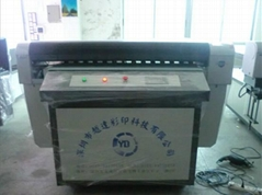 glass flatbed printer