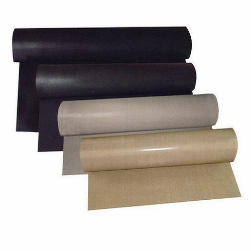 Ptfe teflon coating fiberglass fabric heat resistant for Is fiberglass heat resistant