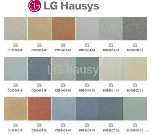 Lg 2 0mm Durable Vinyl Flooring For Commercial Product