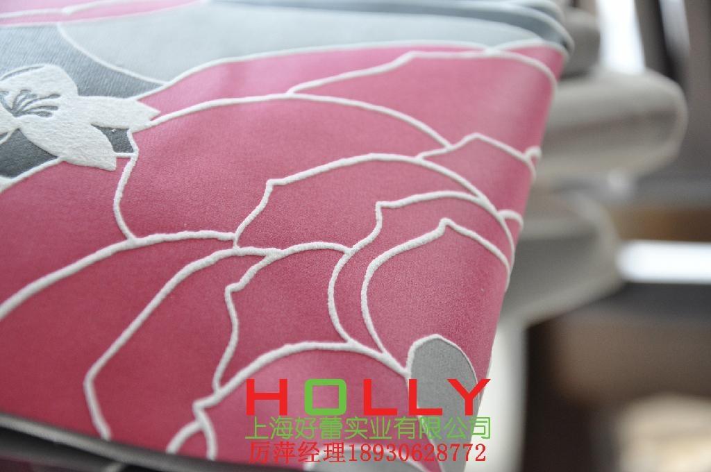 沙發墊表面裝飾材料 5