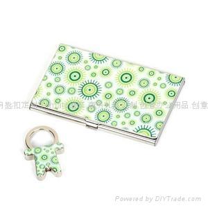 名片盒钥匙扣套装 2