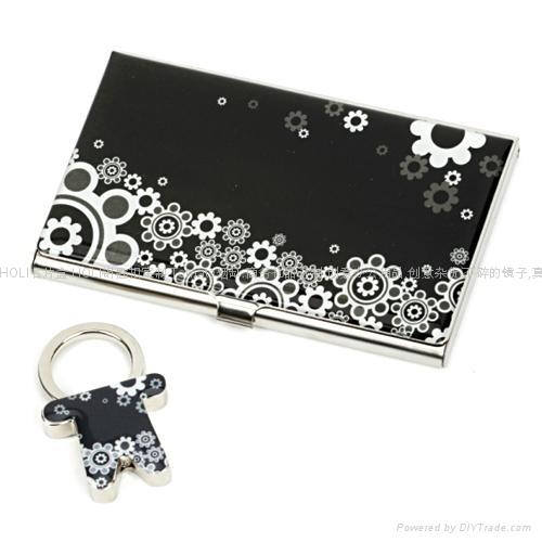 名片盒钥匙扣套装 3