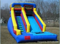 2012 newly inflatable slide