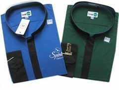 shirt Round collar T/C65/35