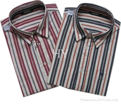China Supplier of Men's Dress Shirt 5