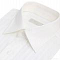 MEN'S long sleeve white dress shirt
