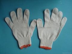 10 Gauge Knitted Cotton Gloves 50g