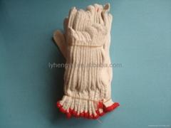 Super Good Quality White Cotton Gloves