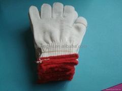 7 Gauge/10 Gauge Cotton Ganvas Hand Gloves