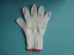 Knitted Cotton Gloves,Winter Safety Gloves