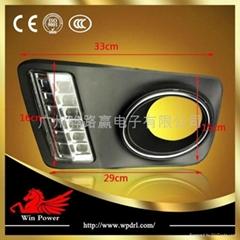 Osram VW Tiguan LED Daytime Running Light