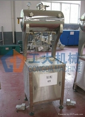 Two Heads Beer Filling Machine