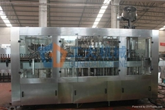 Isobaric Washing Filling Capping Triblock Machine