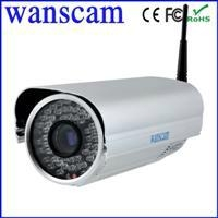 Hight Definition Waterproof Outdoor Zoom IP Camera