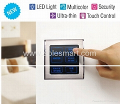 Sentor touch switch for light