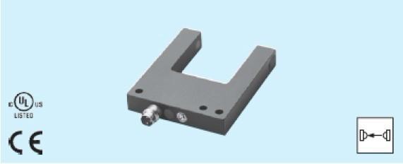 槽型光电开关OGU030…/OGU031… 1