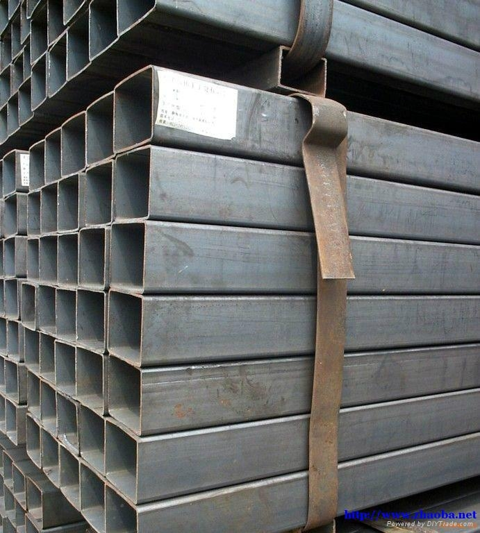 STEEL RECTANGULAR TUBE 2
