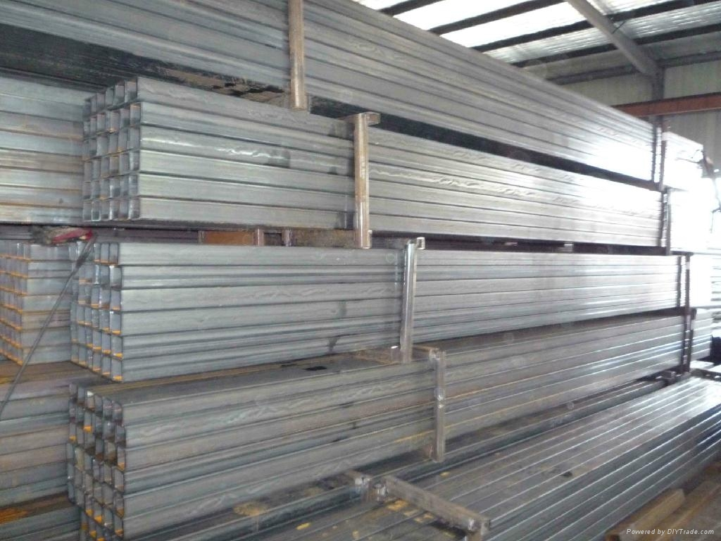STEEL RECTANGULAR TUBE 3