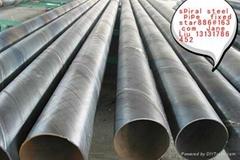 API 5L Spiral Steel Tubes