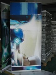 economic roll up banner