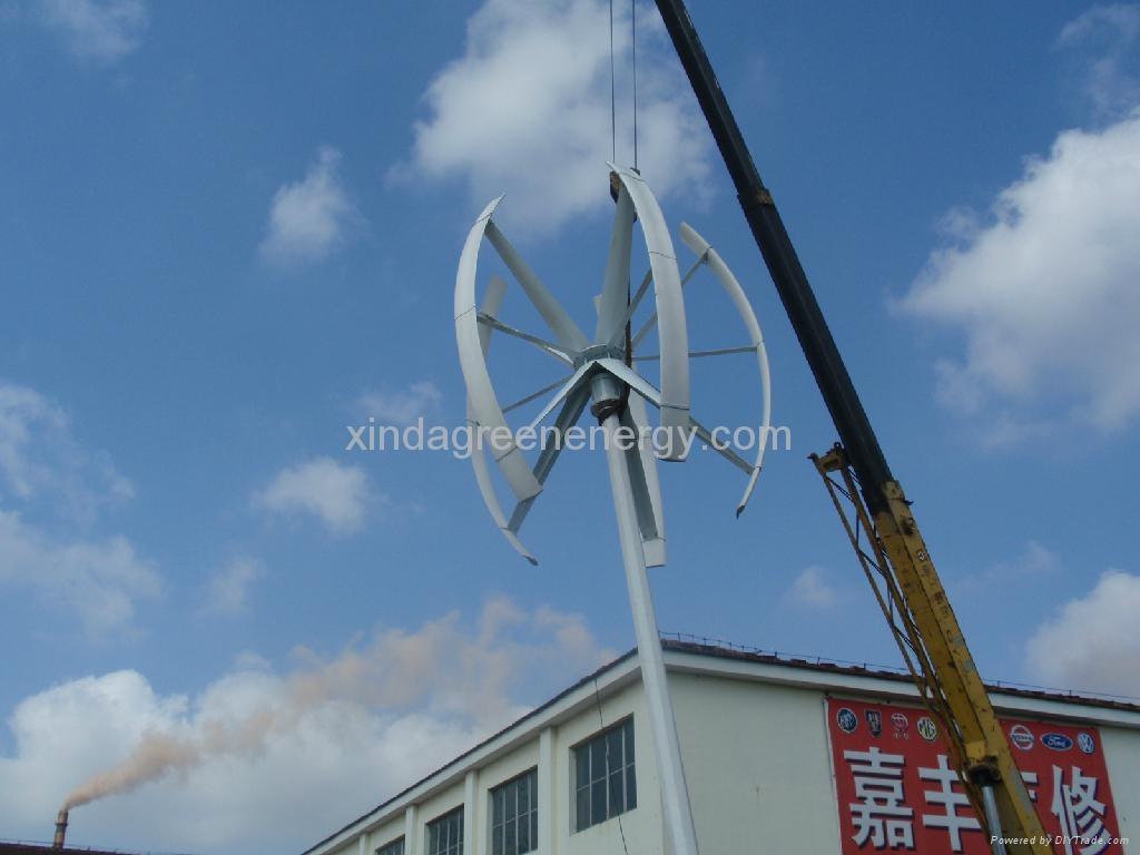 rahul: Build 3kw wind turbine
