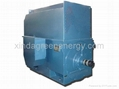 YRKK winding high-voltage three-phase ventilator motor (355 to 1000)