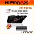 Car radio with Bluetooth,AM,FM,USB/SD