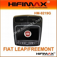 7''Car DVD GPS Navigation special forFIAT LEAP and FREEMONT
