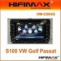 7 inch 2 din Car DVD GPS for VW Golf V