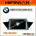 8 inch Car GPS with Bluetooth IPOD for