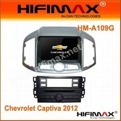 7 inch Car DVD GPS(DVB-T optional) for new Chevrolet Captiva 2012