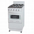 Outdoor kitchen free standing Gas Stove with Oven SB-RS02A  1