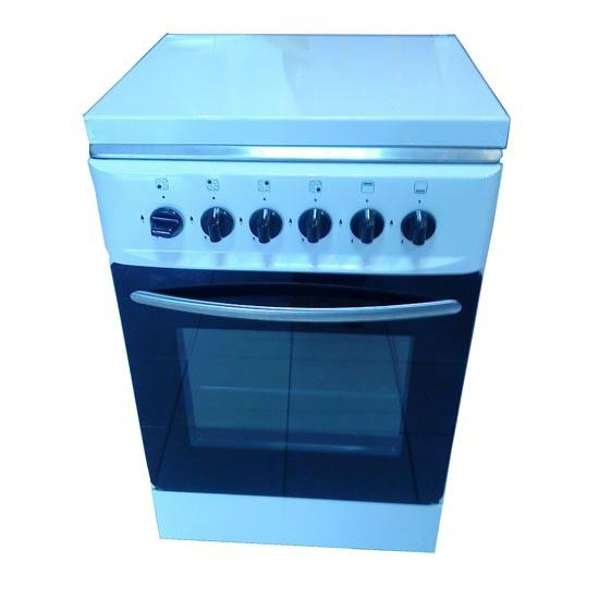 Outdoor kitchen free standing Gas Stove with Oven SB-RS02A  3