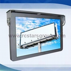 19Inch Bus LCD Advertising Display