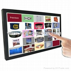 32Inch Touch Screen LCD Advertising Display