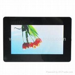 "7""Acrylic Panel LCD Advertising Display"