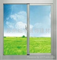 崑山羅普斯金鋁門窗氣密窗