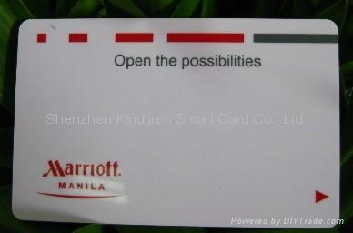 非接觸式IC卡,IC芯片卡 2