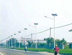 5m high solar street light